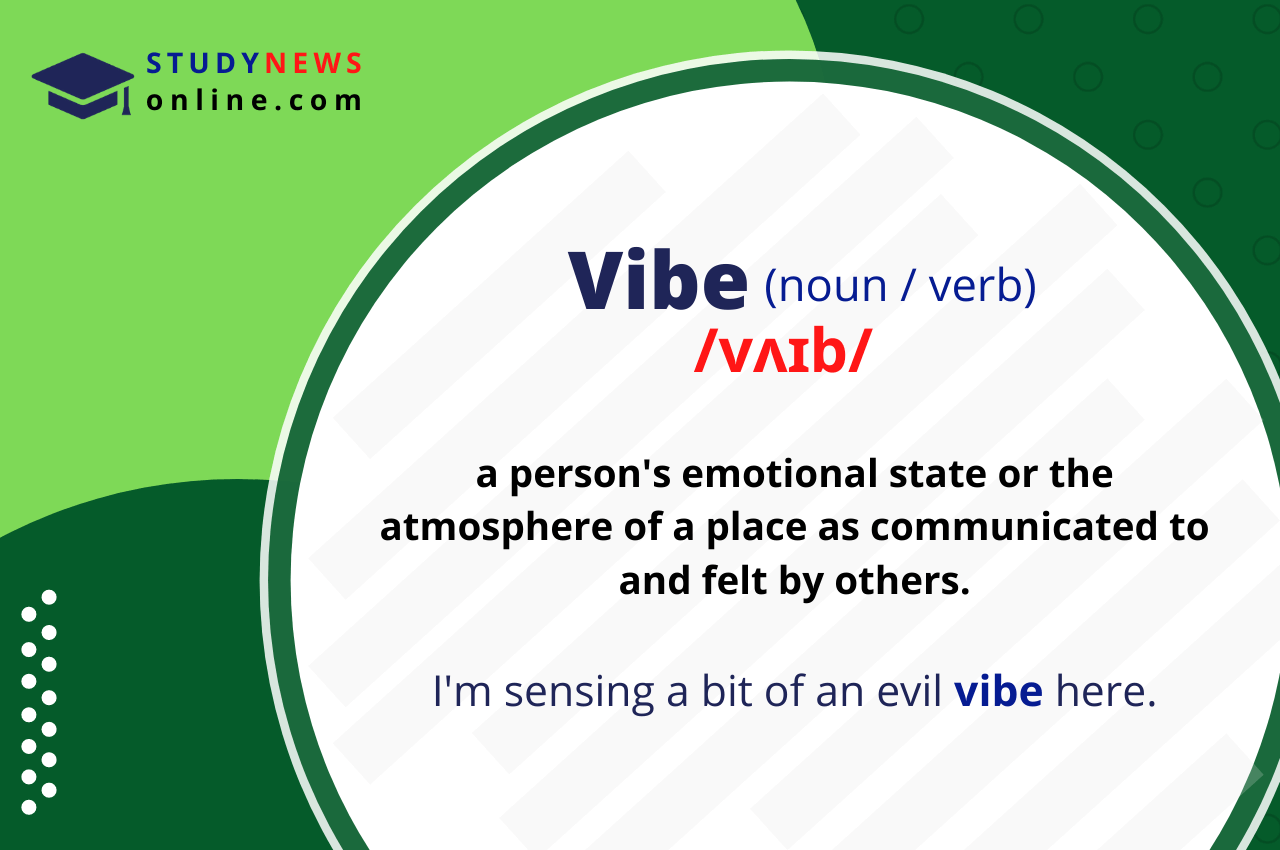 Vibe Meaning in Bengali
